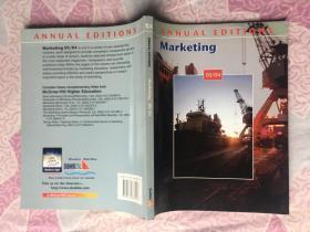 ANNUAL EDITIONS Marketing 03/04年度版营销