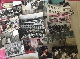 山东大学老照片30幅及资料(均为山大报采用原照)