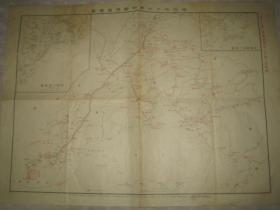 1905年《明治三十七年中战局发展图》