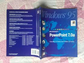 MICROSOFT Powerpoint 7.0a