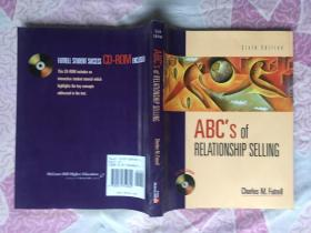 ABC'S OF RELATIONSHIP SELLING【馆藏】缺盘