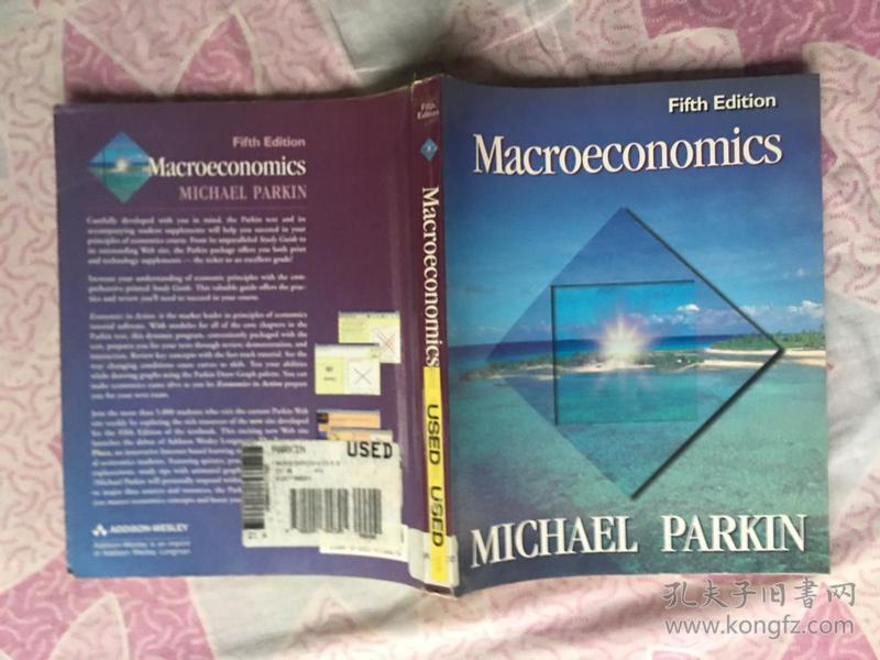 Macroeconomics 宏观经济学