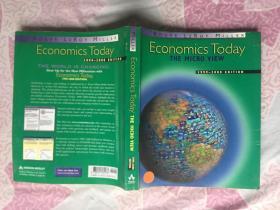 Economics Today THE MICRO VIEW 1999—2000 EDITION今天的微观经济学1999-2000年版