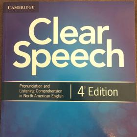 Clear Speech (4th Edition)
