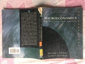 MACROECONOMICS PRINCIPLES AND POLICY宏观经济学原理与政策