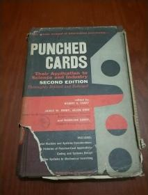 PUNCHED CARDS -THEIR APPLICATIONS TO SCIENCE AND INDUSTRY (打孔卡-它们在科学和工业中的应用)