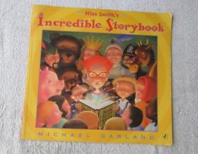 Miss Smiths Incredible Storybook