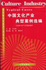 中国文化产业典型案列选编