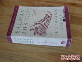 英文原版 SALMAN RUSHDIE THE SATANIC VERSES