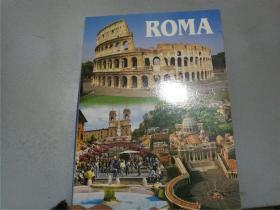【外国明信片】ROMA