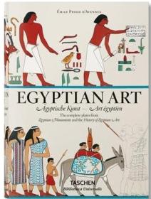埃及图腾艺术Prisse d'Avennes. Egyptian Art
