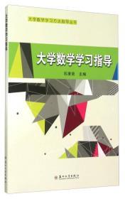 大学数学学习方法指导丛书:大学数学学习指导
