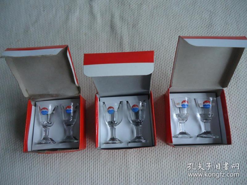 茅台酒杯(3盒)