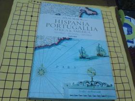 ATLAS MAIOR of 1665 : HISPANIA PORTUGALLIA AFRICA & AMERICA(西班牙、英、葡萄牙文本)
