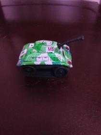 铁皮坦克.