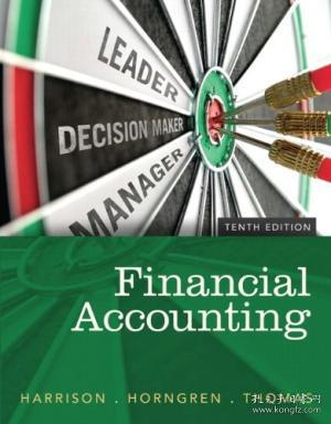 Financial Accounting Plus New Myaccountinglab With Pearson Etext -- Access Card Package (10th Editio