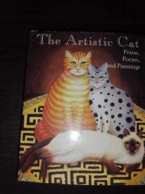 TheArtisticCat;Praise,Poems,andPaintings