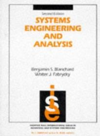 Systems Engineering And Analysis (prentice-hall International Series In Industrial & Systems Enginee