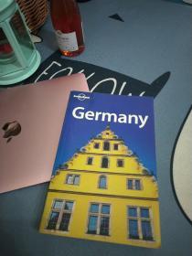 lonely planet Germany  孤独星球德国