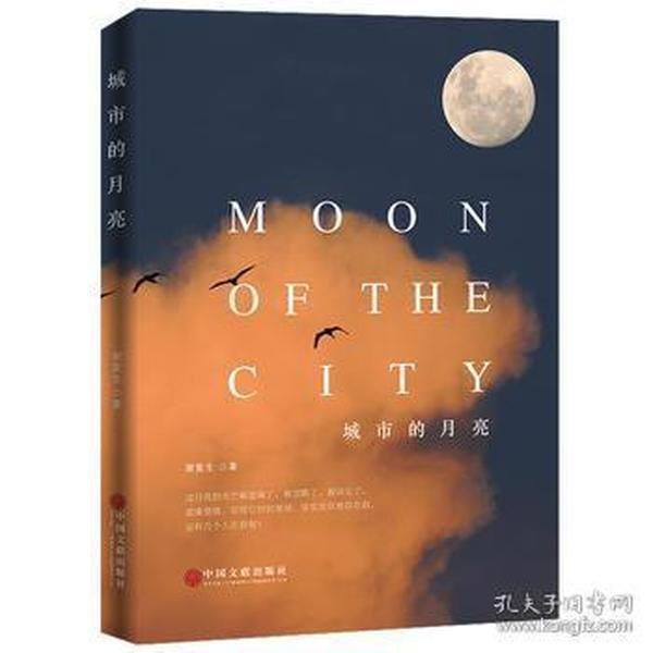 城市的月亮 9787519030216
