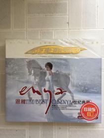 汽车音响专业CD--恩雅--世纪典藏---塑封未开3CD