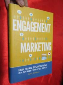 Engagement Marketing: How Small Business     (硬精装) 【详见图】
