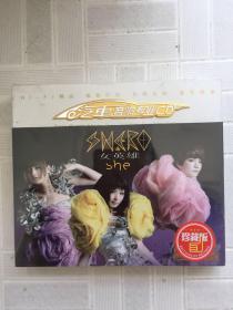 汽车音响专业CD--SHE--女英雄---塑封未开3CD