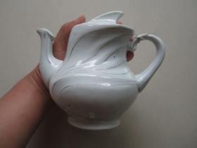 霞浦瓷厂老茶壶