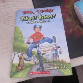 yikes! bikes!(英文)