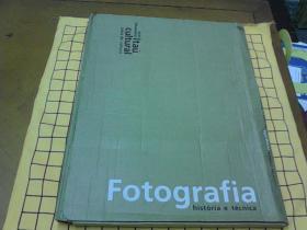 Caixa de Cultura Fotografia:história e técnica(葡萄牙文原版)