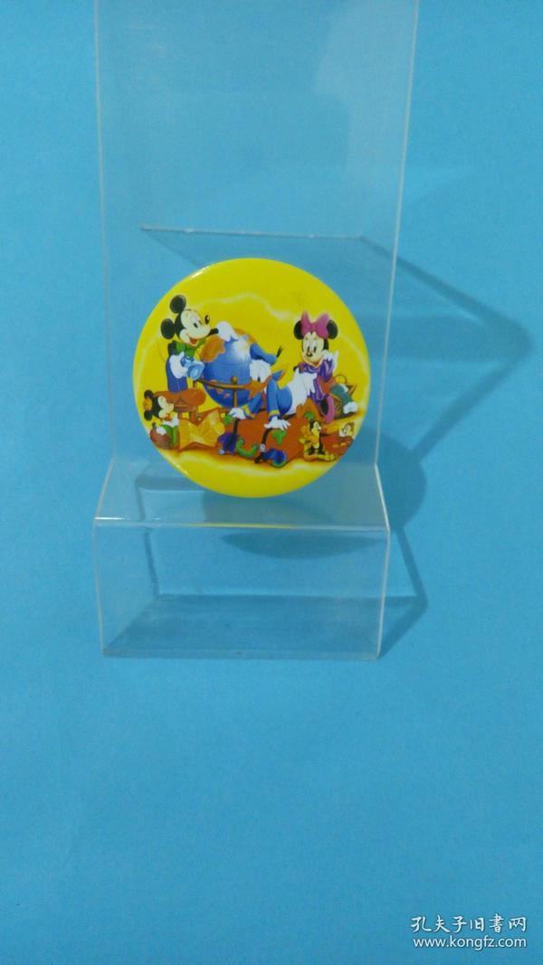 米老鼠一家和唐老鸭(迪士尼动漫徽章)