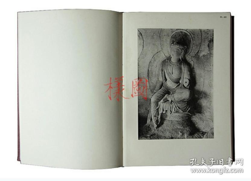 喜龙仁(喜仁龙)Siren《五至十四世纪中国雕刻》1925年法文五卷本高清翻刻版!