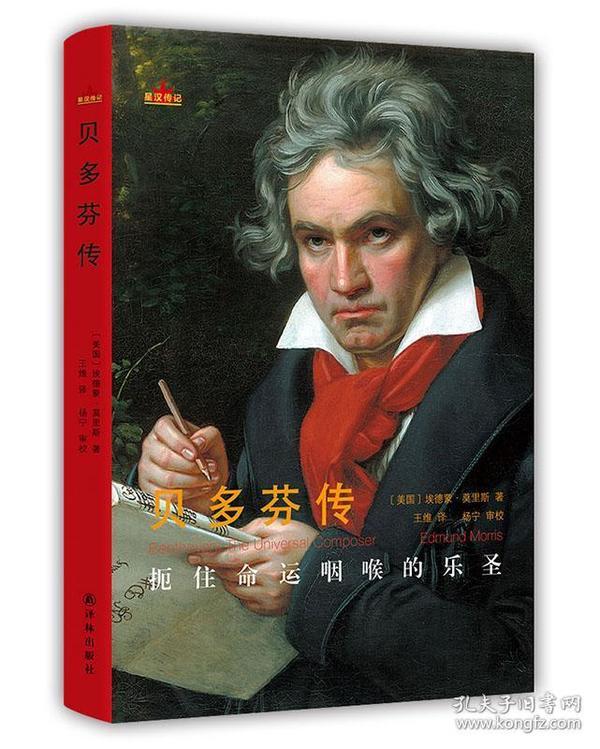 贝多芬传:扼住命运咽喉的乐圣图片