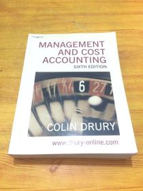 Management and Cost Accounting【全一册】