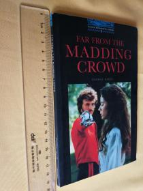 英文原版 Far from the Madding Crowd by Thomas Hardy 、Clare West