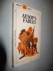 Aesops Fables 英文原版
