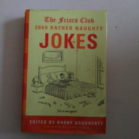 The Friars Club 2069 RATHER Naughty Jokes(精装)