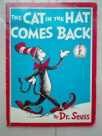 61年英国插图版漫画《戴帽猫》