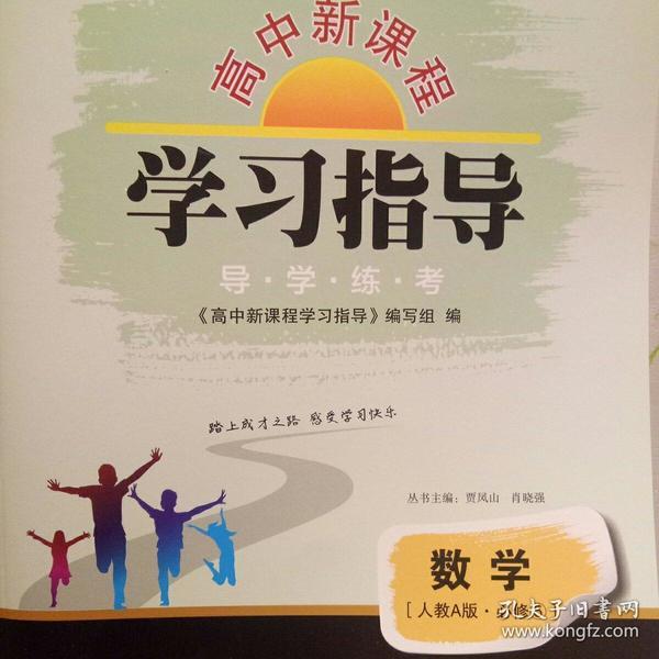成才之路衡中名师倾力巨作高中新课程学习指导数学必修五人教A版学生用书 全新正版