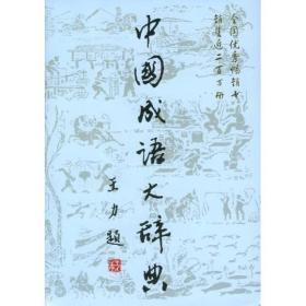 中国成语大辞典(精)