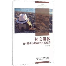 社交媒体在中国中小旅游企业中的应用