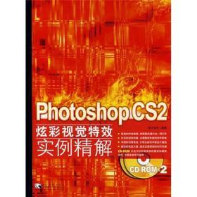 Photoshop CS2炫彩视觉特效实例精解