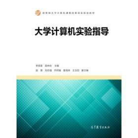 正版送书签qs~大学计算机实验指导 9787040430028 李英奎,高仲合