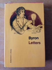Byron letters