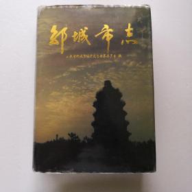 邹城市志(中华人民共和国地方志丛书)(精装本)