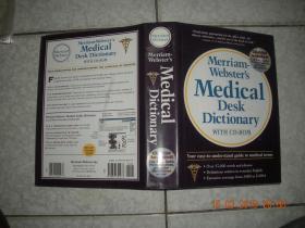 Merriam-Websters Medical Desk Dictionary【16k 精装本】带光盘