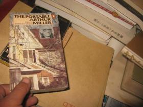 英文原版:THE PORTABLE ARTHUR MILLER