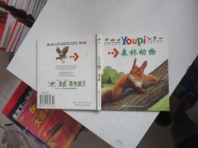 最有创意的Youpi儿童小百科 森林动物