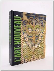 新艺术主义画集 Art Nouveau 法语版 法文原版艺术书
