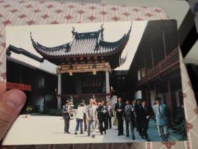 明信片:豫园古戏台一枚
